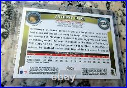 ANTHONY RIZZO 2011 Topps Rookie Card RC Chicago Cubs New York Yankees $$ HOT $$