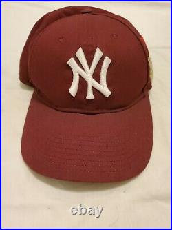 Authentic Gucci New York Yankees Butterfly Embroidery Baseball Hat Cap NY Patch
