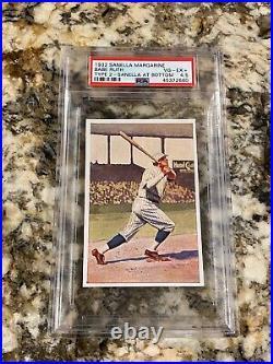 Babe Ruth 1932 Sanella Psa 4.5 New Label Centered Rarer Than Goudey Yankees Hof