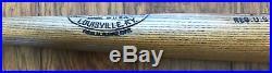 Babe Ruth Louisville Slugger 125 Baseball Bat Nice
