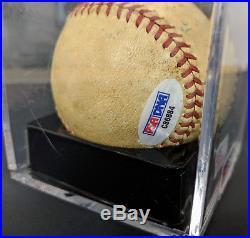 Babe Ruth Signed Baseball SSB Sweet Spot Graded PSA 6 AUTO 7