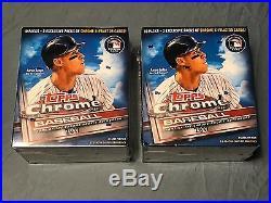 Baseball Card Lot Vintage Factory Sealed 1993 SP Derek Jeter Rookie Trout, Auto