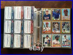 Baseball Rookie Cards RC Lot Ryan Rose Harper Trout Pujols Jeter Bonds Bryant