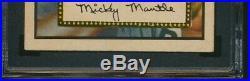 CENTERED 1952 Topps Hi #311 Mickey Mantle New York Yankees HOF RC SGC 7 NM WOW