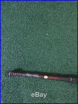 Clint Frazier New York Yankees Authentic Game Used Victus Bat (cracked)