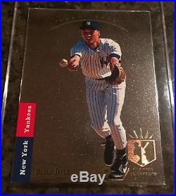 Derek Jeter 1993 Sp Upper Deck #279 Sharp Rookie Rc New York Yankees Near Mint
