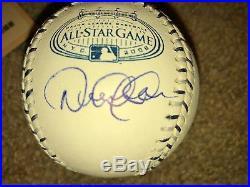 Derek Jeter Autographed 2008 All Star Baseball! Very Clean! Steiner COA