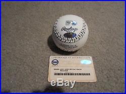 Derek Jeter Signed 2008 All Star Game Baseball Steiner Sports MLB Authentication