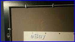 Derek Jeter Signed GOLD 1993 SP RC Upper Deck Uncut Sheet 1/1 Steiner COA Framed