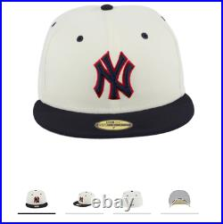 EXCLUSIVE NEW ERA 59FIFTY New York YANKEES HAT CLUB