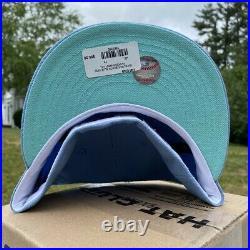 Hat Club Exclusive New York Yankees Sugar Shack 2001 WS Taffy 7 3/8 5950