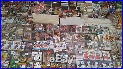 Lifetime Collection 10,000 CARDS Vintage Lot 1956 Mickey Mantle 1968 Nolan Ryan