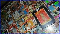 Lifetime Collection 10,000+ CARDS Vintage Lot 4 Mickey Mantle Inclding 1955