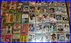 Lifetime Collection 7000 Cards 50s60s Vintage Lot Mickey Mantle x3 1955 Snider