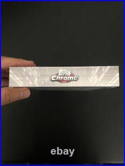 MLB Topps 2020 Chrome Baseball Hobby Box 2 Autographs Unopened Sealed NIB