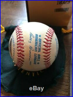Mickey Mantle Auto Signed Ball Baseball UDA Upper Deck Authenticated
