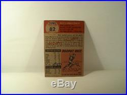 Mickey Mantle New York Yankees 1953 Topps vintage baseball card HOF