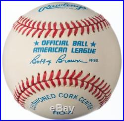 Mickey Mantle Signed / Autographed Baseball High Grade Beauty