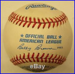 Mickey Mantle Signed / Autographed Baseball UDA Upper Deck Authenticated auto
