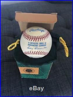 Mickey Mantle Signed / Autographed Inscribed NO 7 Baseball UDA Upper Deck LOA