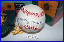 Mickey Mantle Upper Deck Autographed Baseball