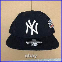 New York Yankees 2000 World Series Patch Low Profile Fitted Hat Cap 7 1/8 NY era