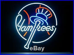 New York Yankees Neon Light Sign 17x14