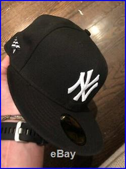 New York Yankees New era Roc Nation Fitted Hat Paper Planes 7 1/8 1/4 3/8