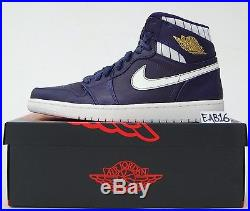 Nike Air Jordan Retro 1 Derek Jeter Size 11 DS NY New York Yankees NYC Re2pect