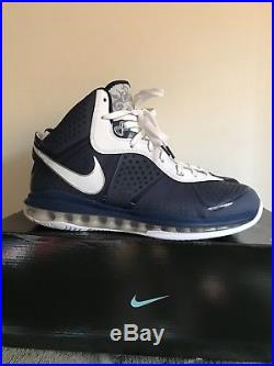 Nike LEBRON VIII 8 V/2 New York Yankees Size 11