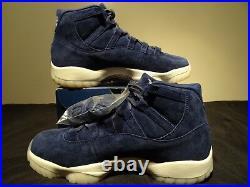 RARE Nike Air Jordan 11 Retro DEREK JETER Promo Sample sz 10 xi YANKEES york