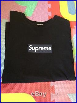 Supreme New York Yankees Box Logo Medium