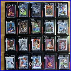 Topps Project 2020 Cards #1-400 FINEST Hand-Collated set anywhere