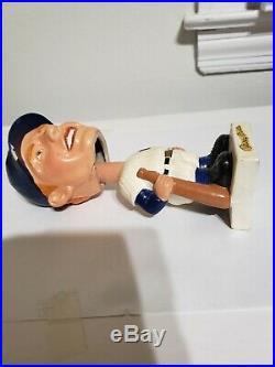 Vintage Mickey Mantle NodderBobble Head. New York Yankees
