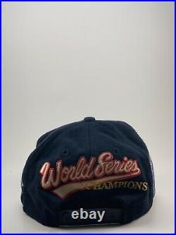Vintage new york yankees 90s world series snapback